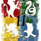 Hogwarts by ZaneBerry