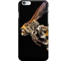Flower wasp iPhone Case/Skin