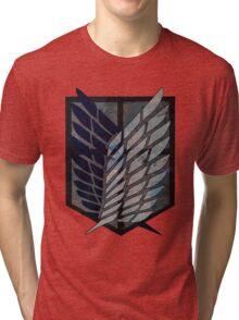 Scouting Legion Attack on Titan Tri-blend T-Shirt