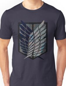 Scouting Legion Attack on Titan Unisex T-Shirt