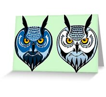 Who doesn't like owls? Greeting Card