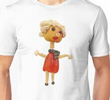 The Veggies, Polly Pepperbody Unisex T-Shirt