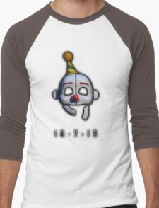 Five Nights at Freddy's - Sister Location Release Date Men's Baseball ¾ T-Shirt