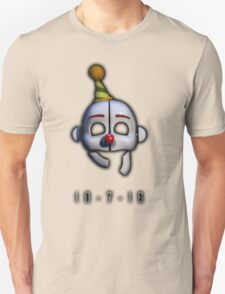 Five Nights at Freddy's - Sister Location Release Date Unisex T-Shirt