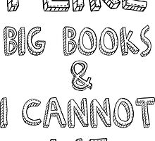 I like big books by caddystar