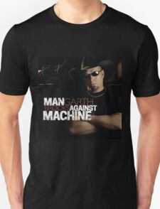 GARTH BROOKS MAN AGAINS MACHINE Unisex T-Shirt