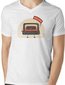 Cute Mix Mens V-Neck T-Shirt