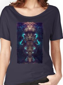 Crystal Magma Women's Relaxed Fit T-Shirt