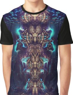 Crystal Magma Graphic T-Shirt