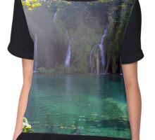 Waterfall Chiffon Top