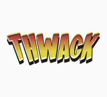 Thwack Sound Effect Kids Tee