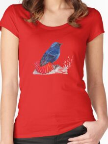By the Stream Women's Fitted Scoop T-Shirt