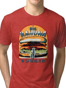 Big Kahuna Burger Pulp Tri-blend T-Shirt