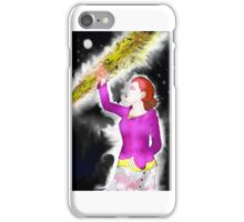 Chelsey, a World Agent of Zar iPhone Case/Skin