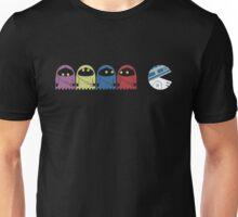 PACMAN Millennium Falcon Star Wars Unisex T-Shirt