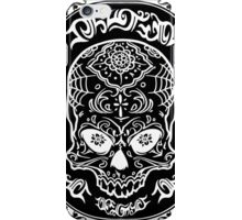 Skull Lace iPhone Case/Skin