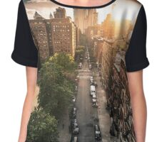 chinatown in new york Chiffon Top