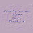 Lavender Blue by sarnia2