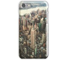 empire state building in nyc iPhone Case/Skin