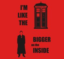 Like the TARDIS - Doctor Who Kids Clothes