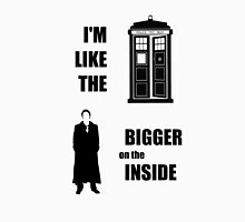Like the TARDIS - Doctor Who Unisex T-Shirt