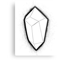 Power Crystal, Gem, Crystal, Magic, Tarot Metal Print