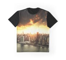 nyc skyline Graphic T-Shirt