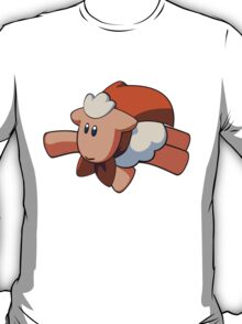 Super Mouton Wormslike (Flying) T-Shirt