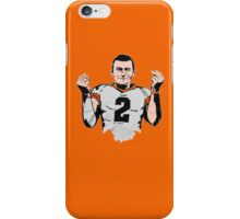 Johhny Manziel iPhone Case/Skin