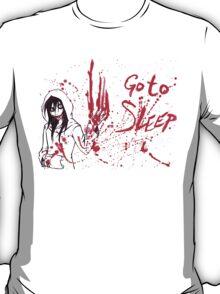 Jeff The Killer: Go To Sleep T-Shirt