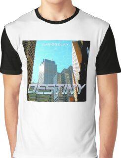 Casios Clay - Destiny Album Art Graphic T-Shirt