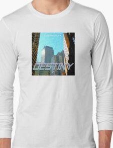 Casios Clay - Destiny Album Art Long Sleeve T-Shirt