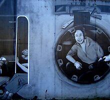Rosie the Riveter by photroen