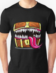 Mimic Chest - Dungeons & Dragons Monster Loot Unisex T-Shirt