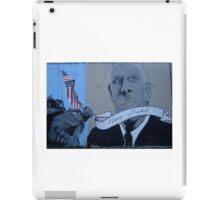 World War II - George Marshall iPad Case/Skin