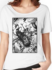 Junji Ito Spider Demon Women's Relaxed Fit T-Shirt