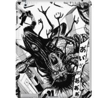 Junji Ito Spider Demon iPad Case/Skin