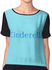 Cinderella Chiffon Top