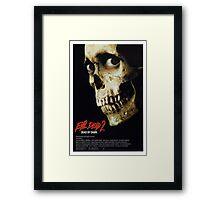 Evil Dead 2 Framed Print