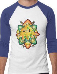 Shroomish  Men's Baseball ¾ T-Shirt