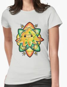 Shroomish  Womens Fitted T-Shirt
