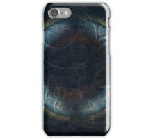 The wires that do not cross. iPhone Case/Skin
