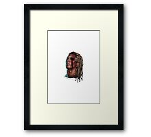 Slime Season Framed Print