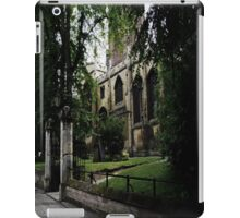 Old Coventry iPad Case/Skin