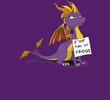 "Spyro Shaming: ""I SPIT FIRE ON FROGS"" Classic T-Shirt"