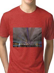 Under The Narrows Bridges  Tri-blend T-Shirt