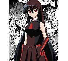 Akame Ga Kill Photographic Print