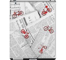 Rueda de prensa iPad Case/Skin