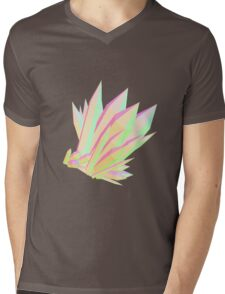 Blank Banshee - Frozen Flame Mens V-Neck T-Shirt