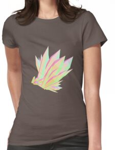 Blank Banshee - Frozen Flame Womens Fitted T-Shirt